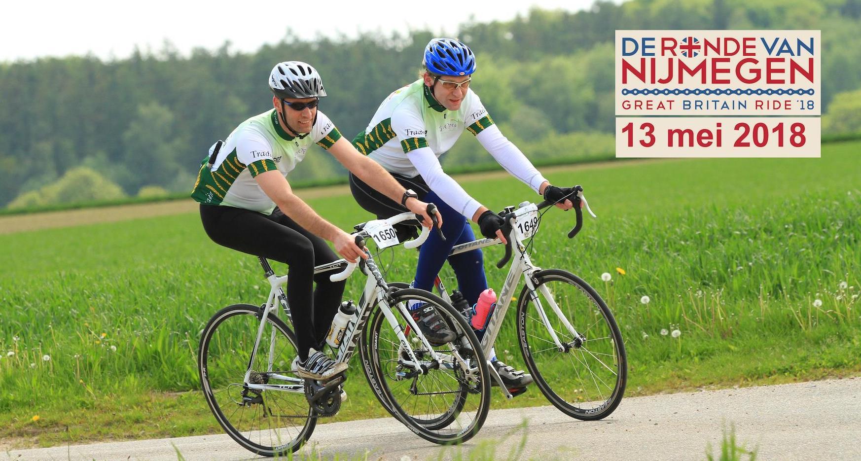 Regenachtige Ronde van Nijmegen 2018