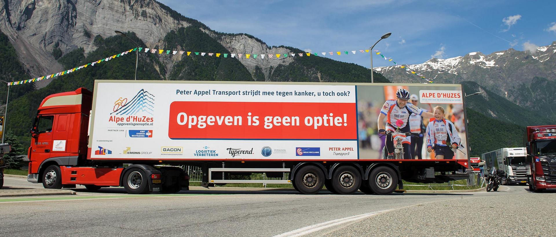 Ruim 11 miljoen bij elkaar gefietst tijdens Alp d'Huzes 2018