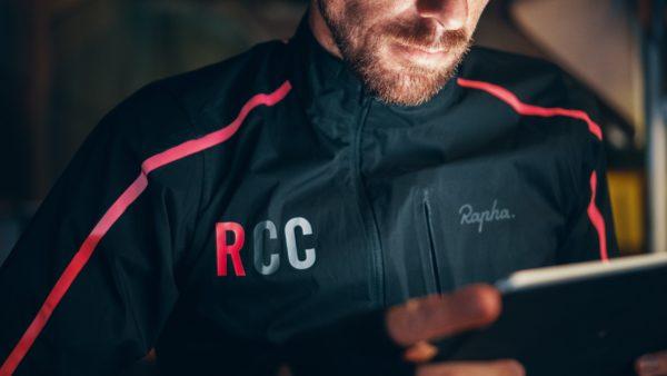 Wielrennen najaar jacket