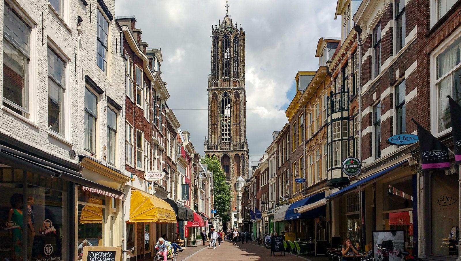 Utrecht wielrennen
