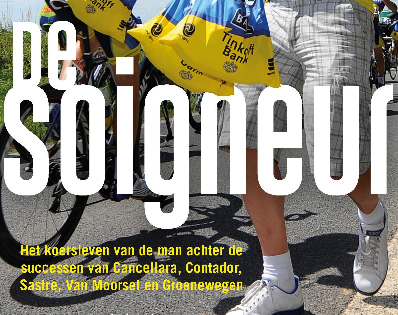 Win het boek De Soigneur