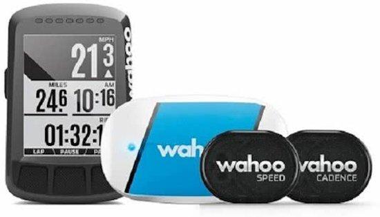 Wahoo fiets sensoren
