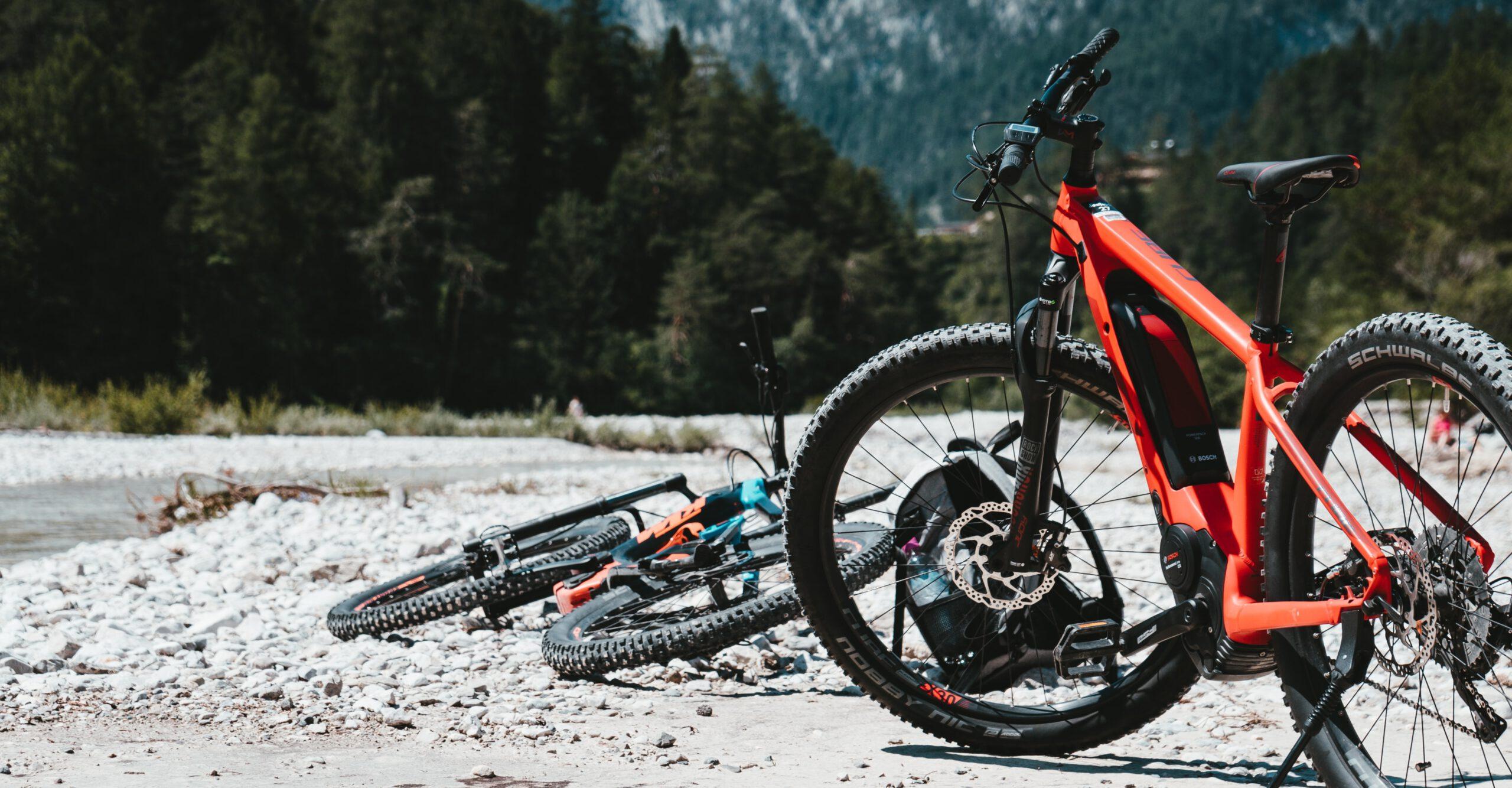 Ervaring elektrische mountainbikes